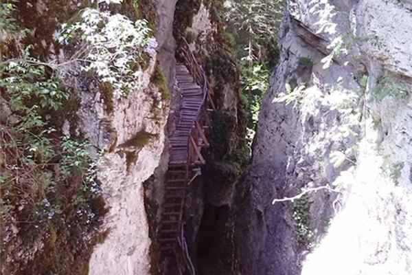 Devil's Trail Route
